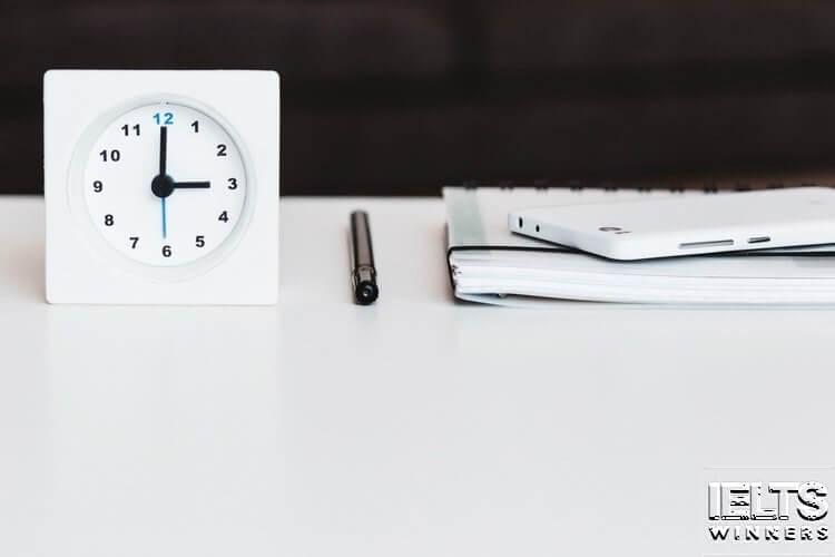 مدیریت زمان در آزمون آیلتس چه اهمیتی دارد | مدت زمان آزمون آیلتس | آموزش آیلتس آنلاین