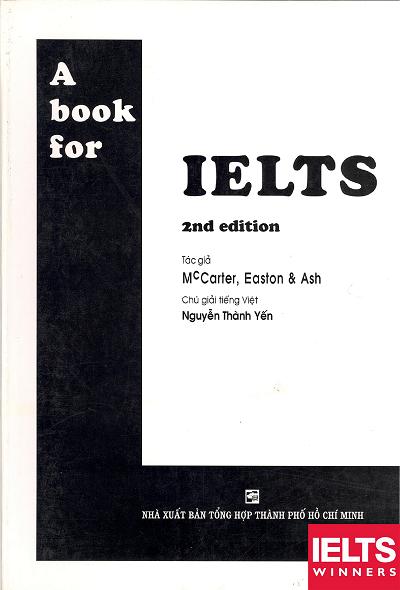 معرفی کتاب A BOOK FOR IELTS آیلتس | بهترین کتاب های آیلتس | آیلتس وینرز | آیلتس آنلاین