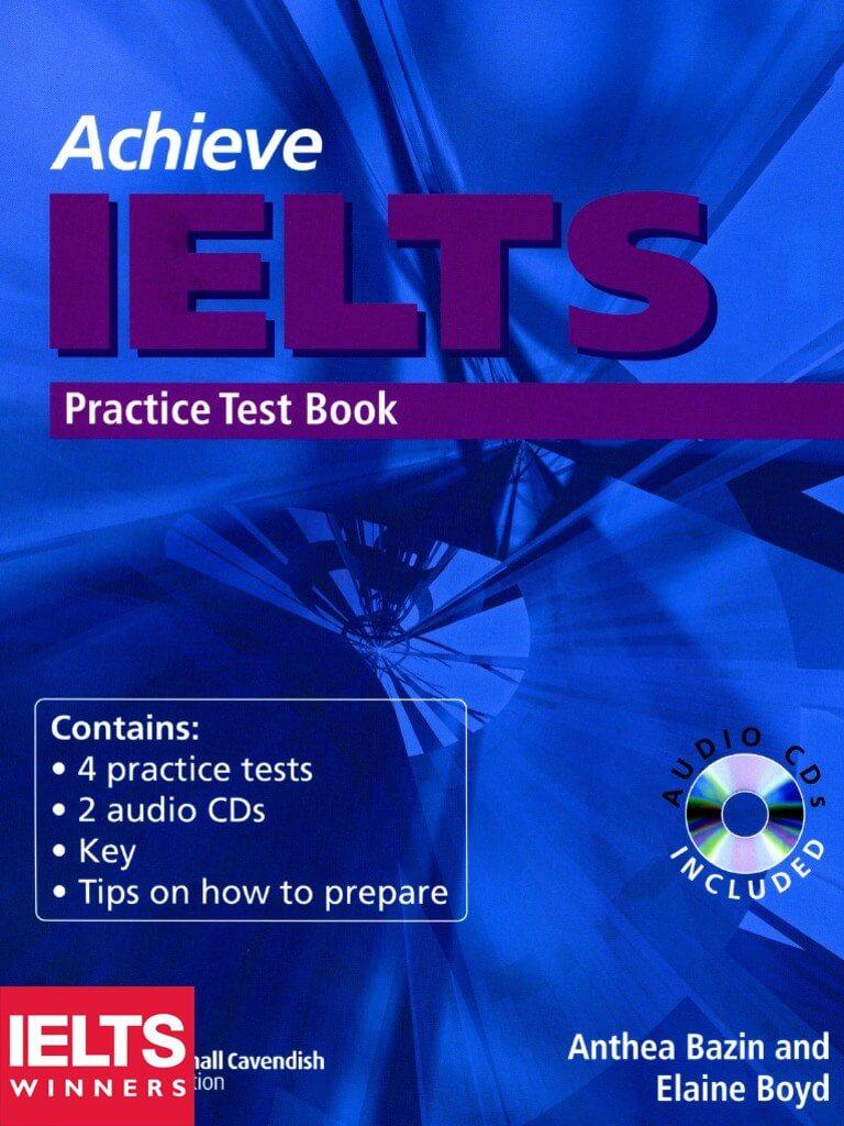 معرفی کتاب ACIEVE IELTS آیلتس | بهترین کتاب های آیلتس | آیلتس وینرز