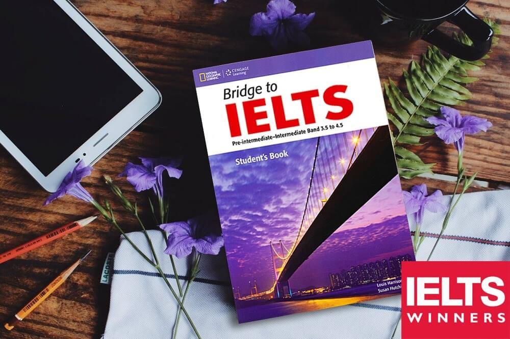 معرفی کتاب BRDIGE TO IELTS آیلتس | بهترین کتاب های آیلتس | آیلتس وینرز