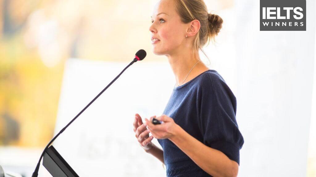 روش پیشرفت در اسپیکینگ آیلتس | تقویت مهارت Speaking آیلتس | آموزش آیلتس آنلاین | آیلتس وینرز