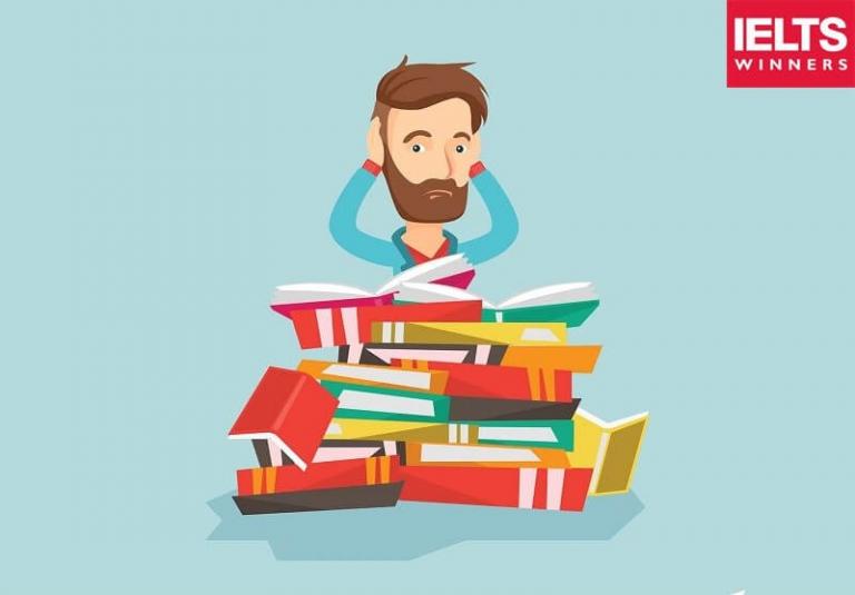 راهکار عملی کاهش استرس و نگرانی آزمون آیلتس   آیلتس وینرز   آموزش آیلتس آنلاین