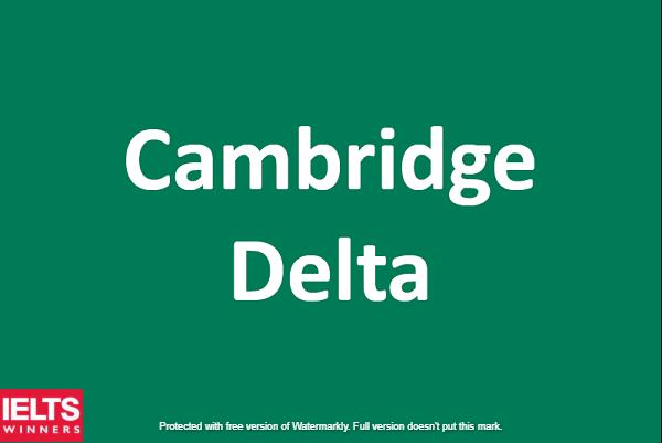 دیپلم حرفه ای در آموزش زبان انگلیسی به بزرگسالان توسط کمبریج | DELTA | آموزش آنلاین آیلتس