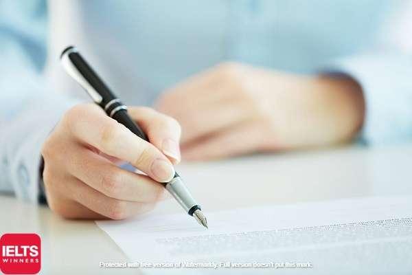 دانلود رایگان پاسخنامه مهارت رایتینگ (Writing) | آموزش آنلاین آیلتس | آیلتس وینرز